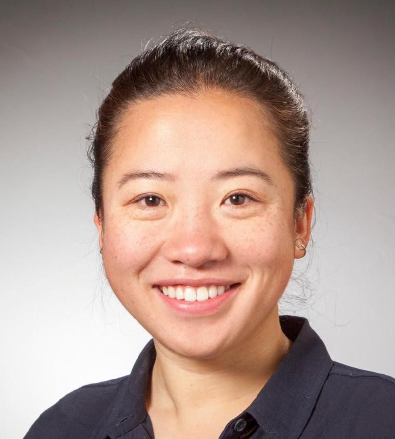 A photo of Dr Jennifer Wong