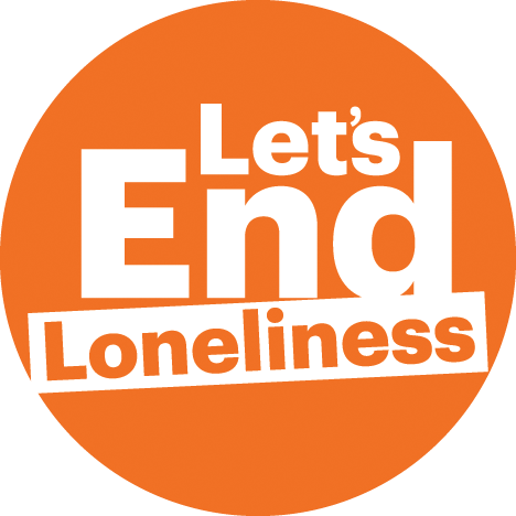 Let's End Loneliness Site Logo