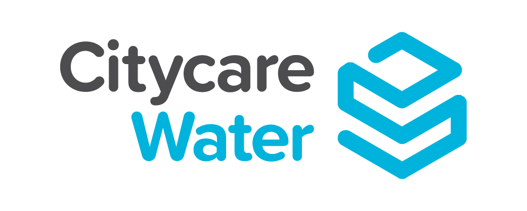An image of the City Care Water logo